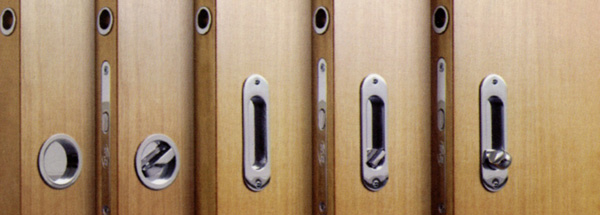 Ручки на дверях