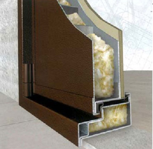 двери входные тепло и шумоизоляционны
