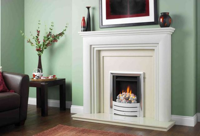 Качественно построенный искусственный камин из гипсокартона – это оригинальный декор для вашего жилья