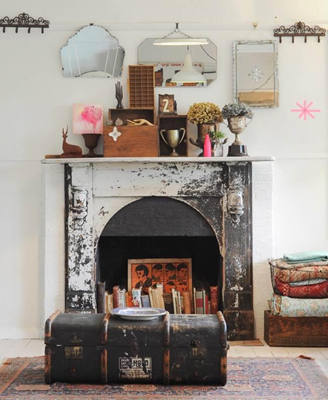 Декоративные камины из гипсокартона – один из более сложных и более заметных элементов оформления любого помещения