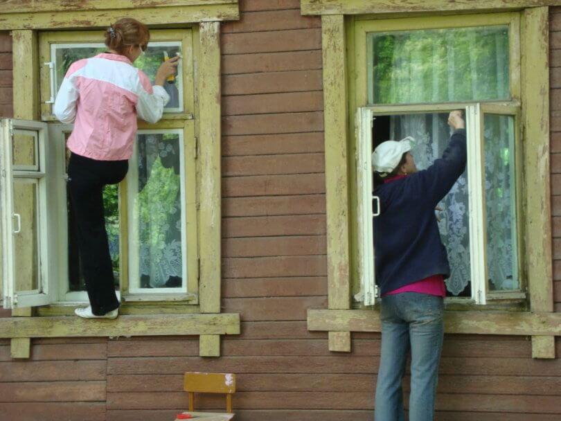 Восстанавливаем старые окна своими руками
