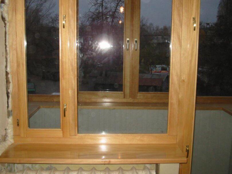 Делаем деревянные окна самостоятельно