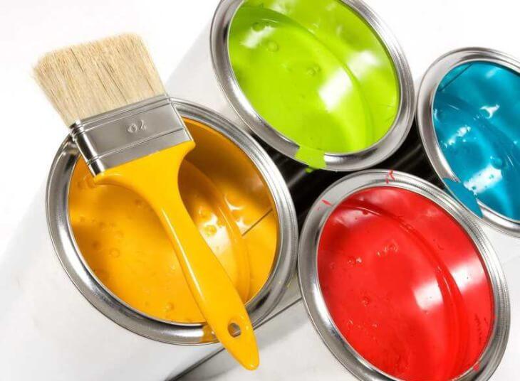 Расход краски