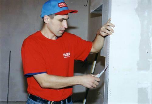 Технология шпаклевки стен: основные правила процесса