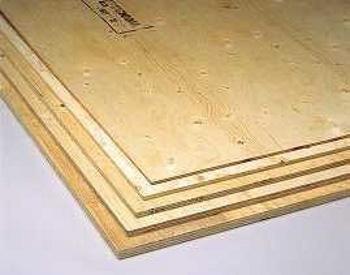 Фанера из хвойных пород древесины более устойчива к гниению