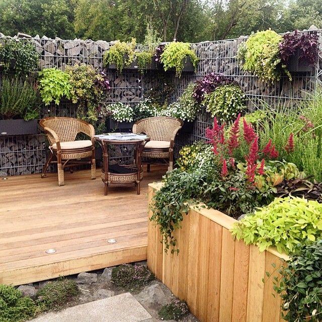 Дизайн садовый своими руками идеи 56