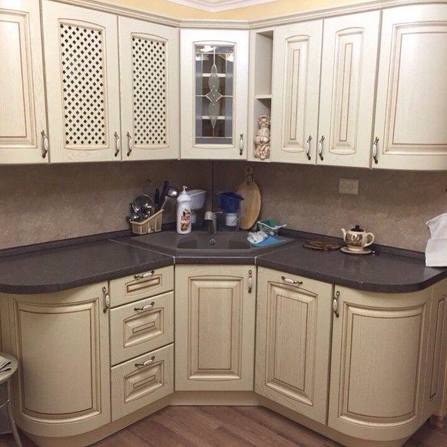 Красивые дизайны на кухне