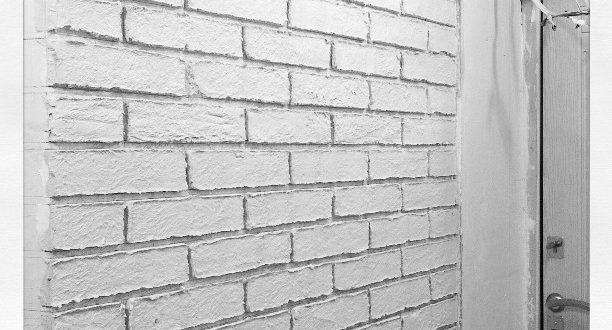 Кирпичная стена своими руками пошаговая