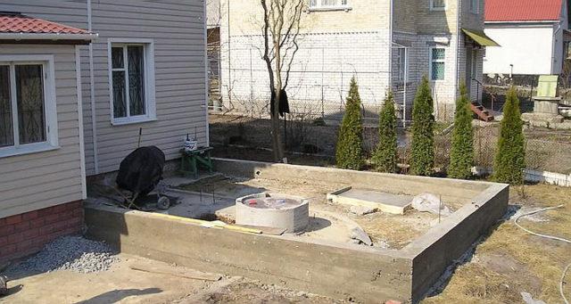 Подготовка цемента