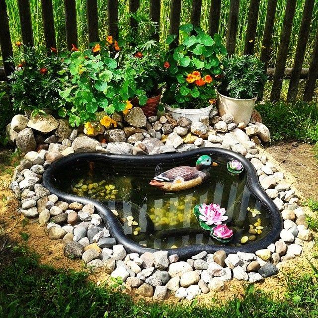 Дизайн для сада своими руками фото 27