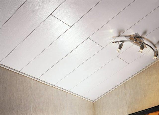 Алюминиевые панели для потолка