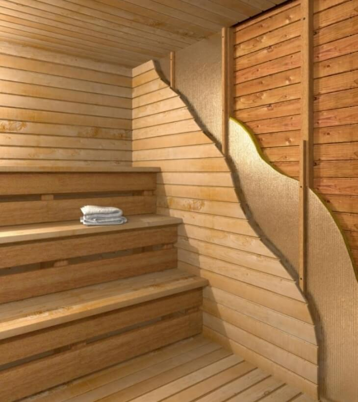 Гидро- и теплоизоляция бани