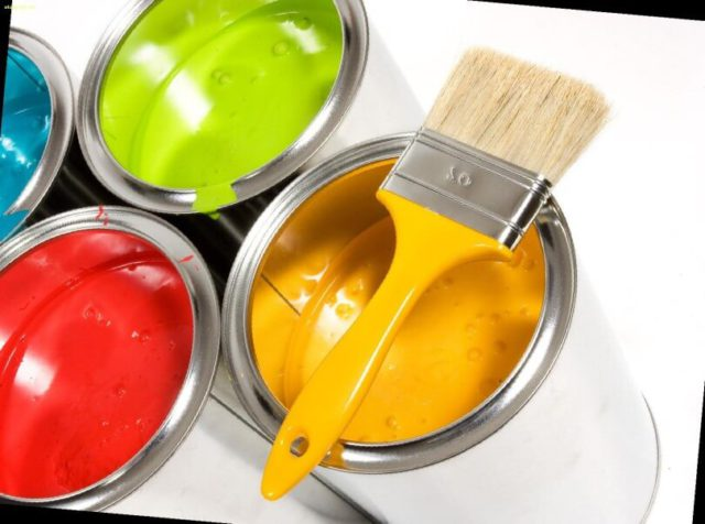 Выбор краски для бани