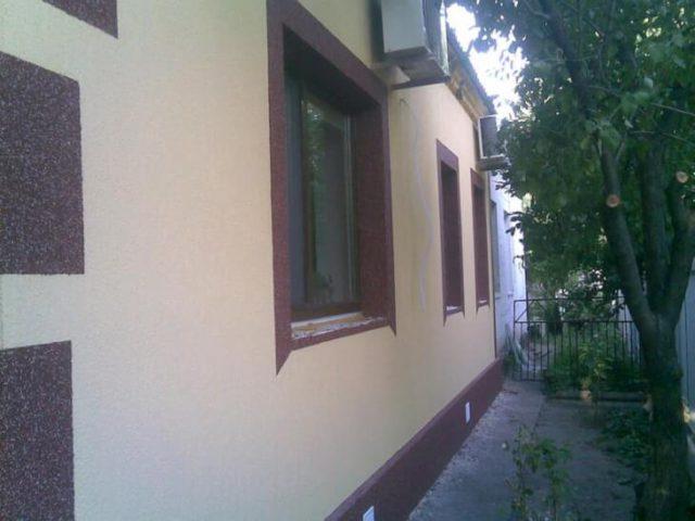 Натуральный камень и плитка для отделки фасадов