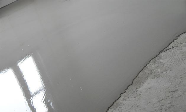 Полимерный пол жидкий линолеум