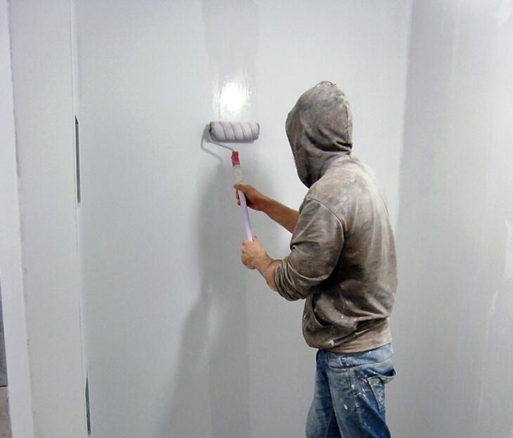 Грунтовка стены и расход на 1 квадратный метр