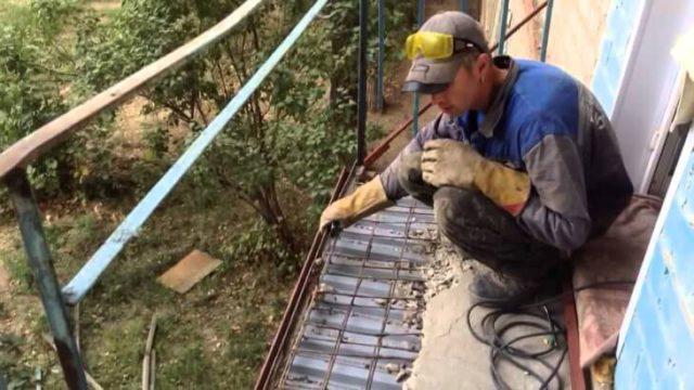 Балконные плиты изнашиваются по естественным причинам