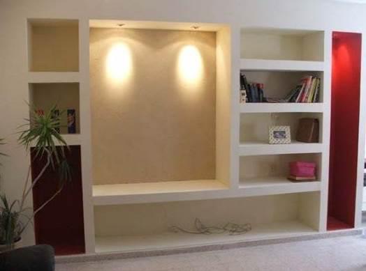 Как сделать встроенный шкаф из гипсокартона