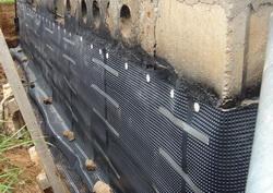 Гидроизоляция здания