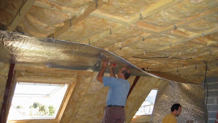 Комплексная теплоизоляция позволяет снизить энергопотери здания