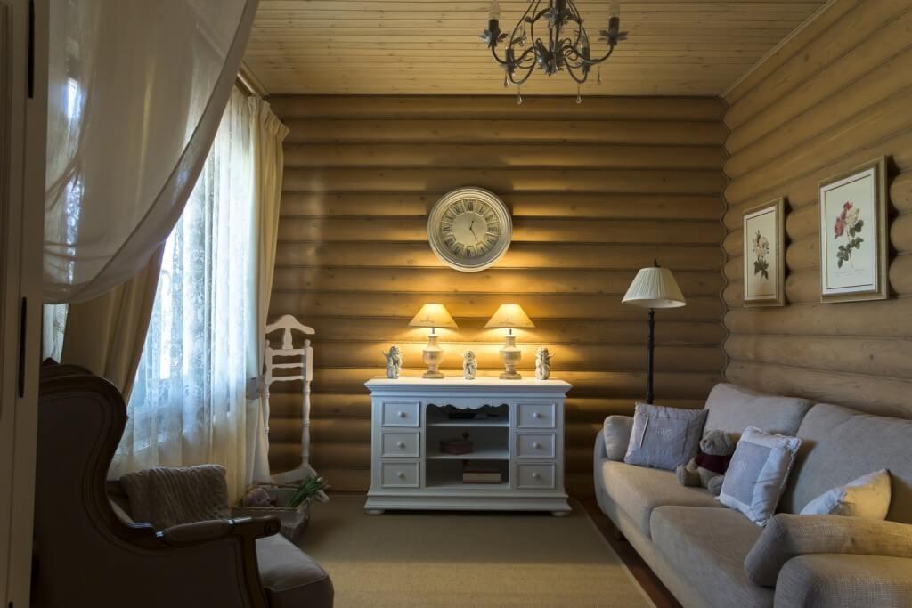 Комната отдыха в стиле прованс