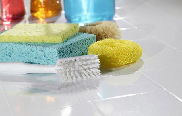 Как очистить швы между плиткой — народные средства и как защитить от грязи