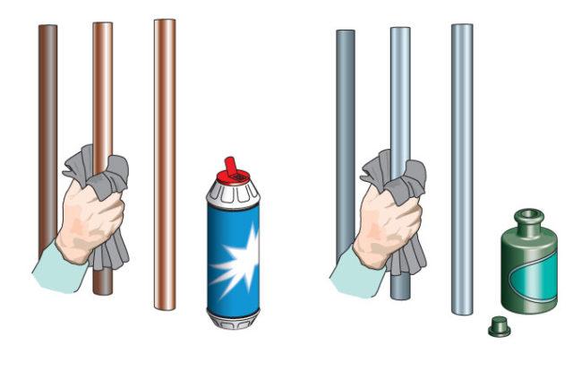 Установка столбов для забора — от выбора до установки