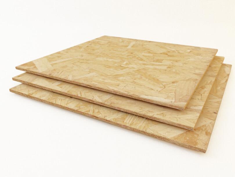 Деревянные плиты ЮСБИ для отделки