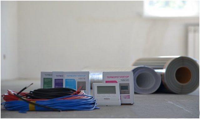 Терморегулятор - важный элемент экономичной и надежной работы теплого пола
