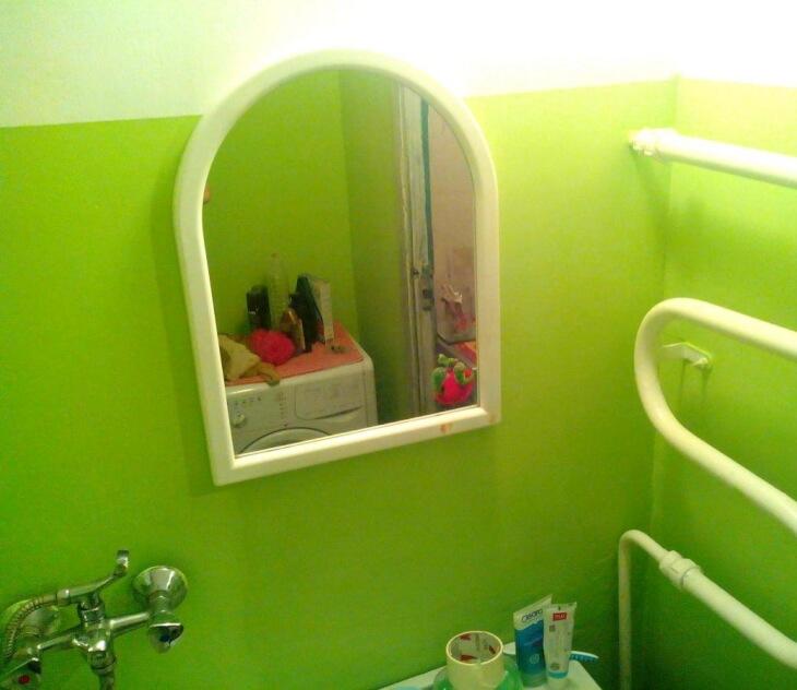 Красим стены вместо плитки в ванной