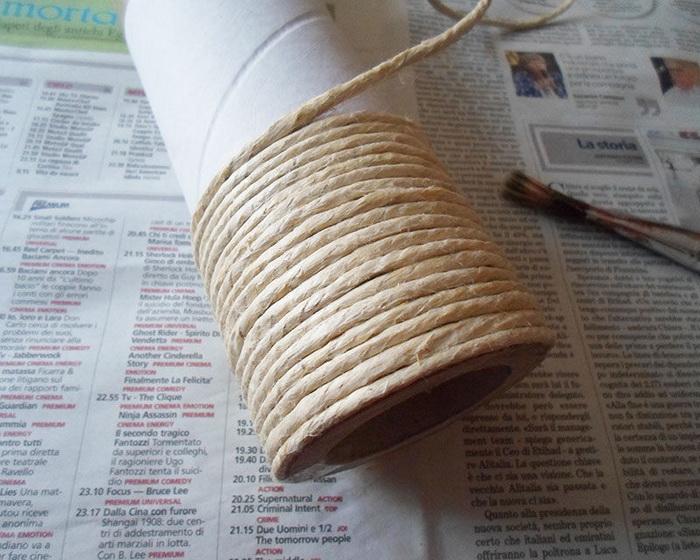 Пеньковая верёвка