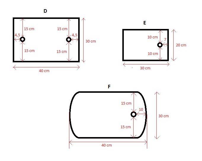 Обработках средних частей домика