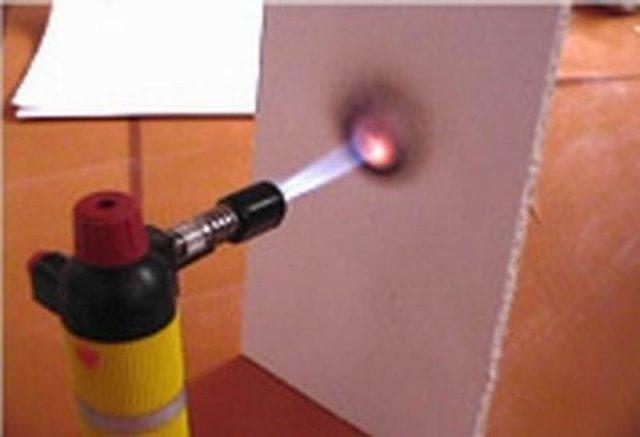 Проверка на пожаростойкость