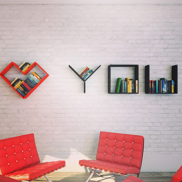 Полки на стену