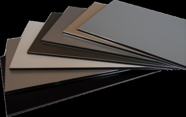 Алюминиевые панели