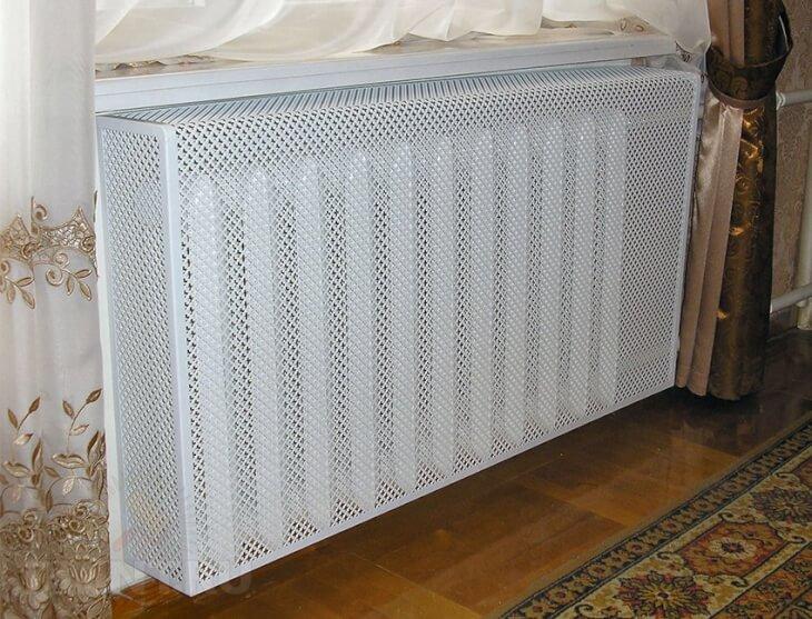 Декоративные решетки для батаерй системы отопления