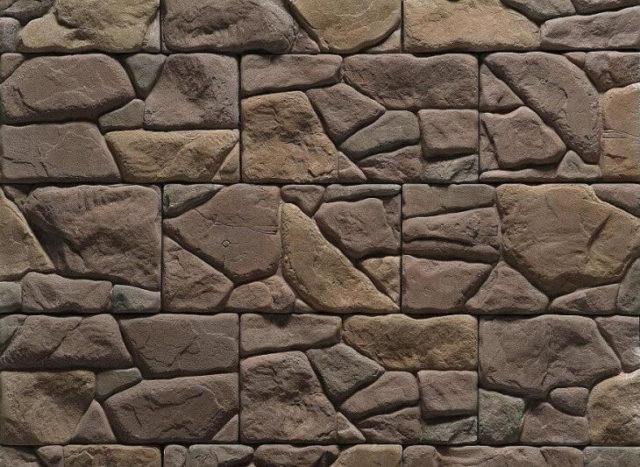 Цокольная плитка из натурального камня