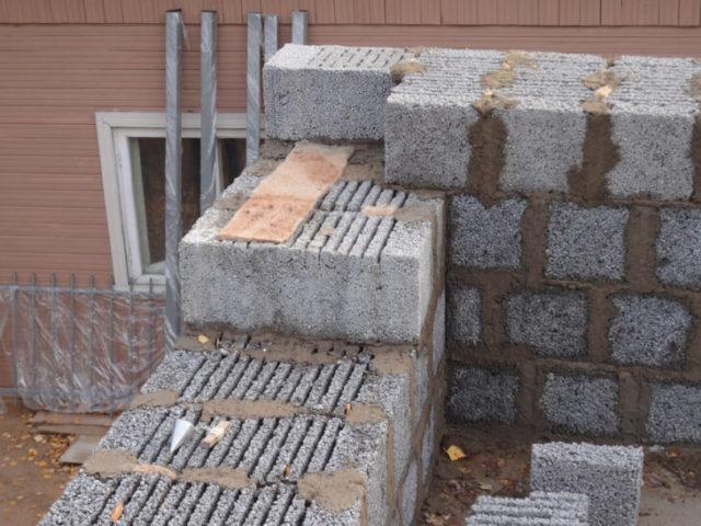 Керамзитобетон для постройки дома