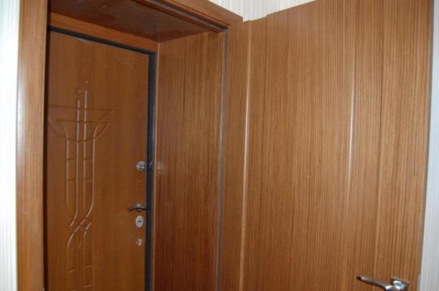 Дверной откос в квартире