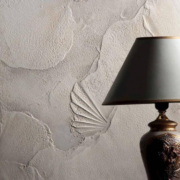 Обычная шпаклевка для фактурной штукатурки стен