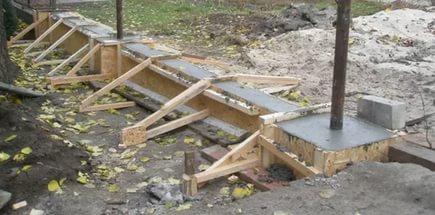 Фундамент нужен и для такой несложной конструкции как — забор