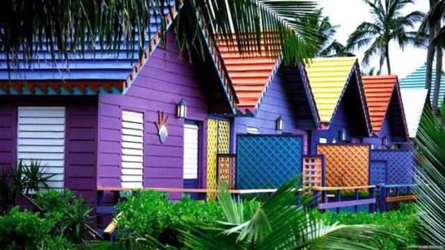 Краска по дереву для фасада дома