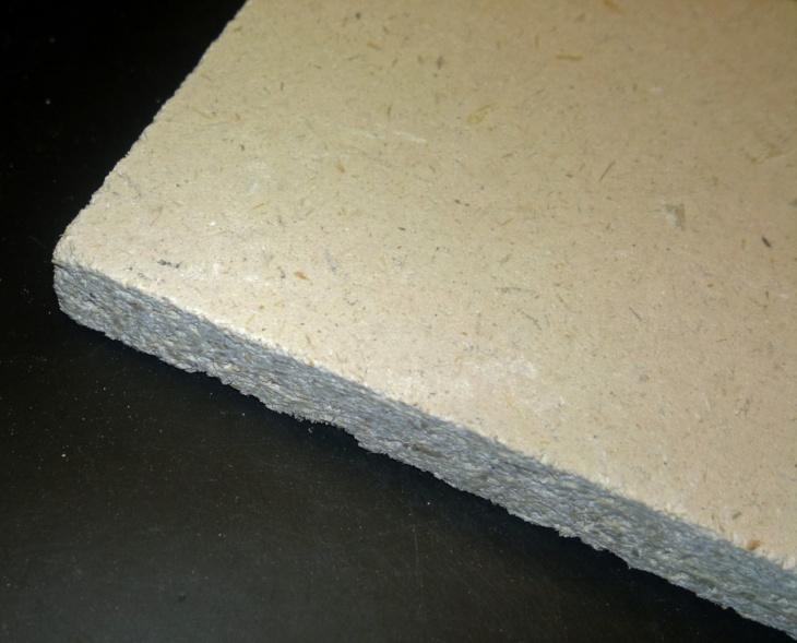 Плита ГВЛ для наружной и внутренней отделки