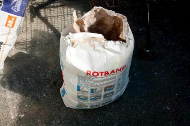 Штукатурка Rotband