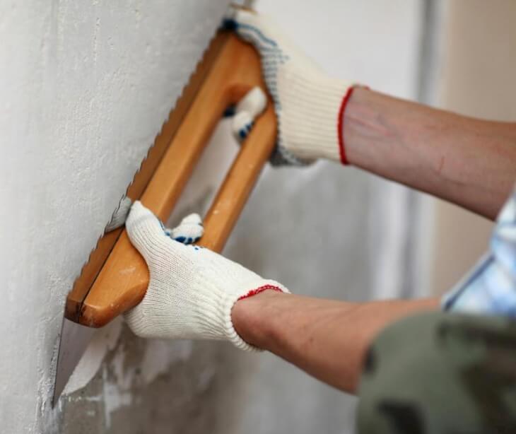 Шпаклевка для стен из ОСБ плит