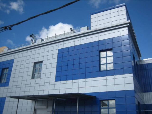 Фасады из алюминиевого профиля позволяют строить уникальные сооружения, способные стать визитной карточкой любого населенного пункта