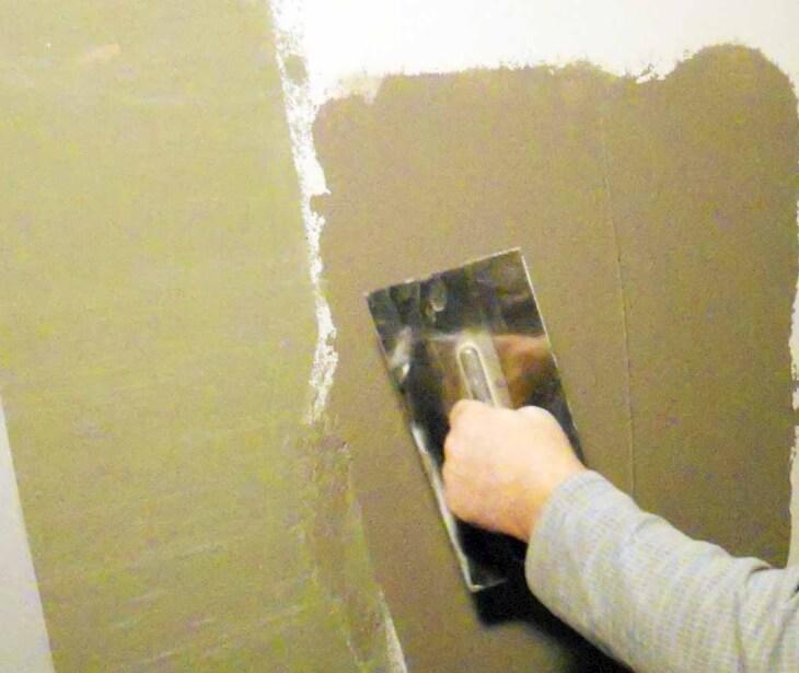 Звукоизолирующая штукатурка для отделки стен в квартире