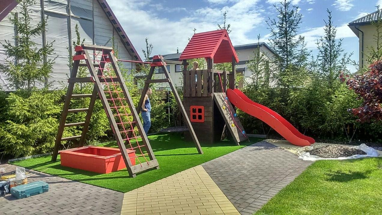 детский комплекс Домбай
